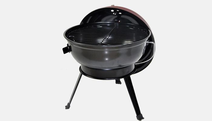 Переносной гриль-барбекю для дачи