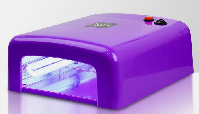 LED-лампа для шеллака