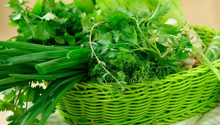 Зелень, понижающая уровень сахара