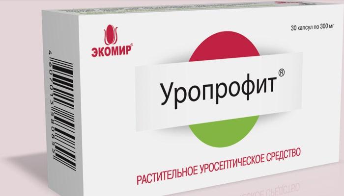 Уропрофит для лечения цистита