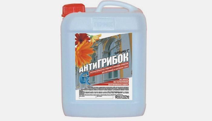 Препарат АнтиГрибок