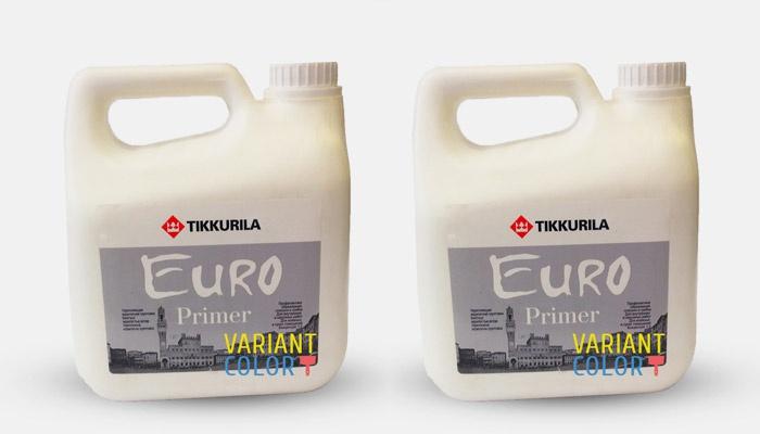 Euro Primer от плесени и грибка на стенах