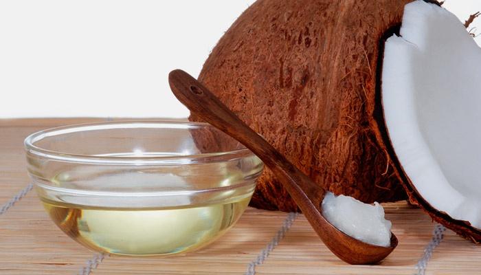 Мякоть и масло кокоса