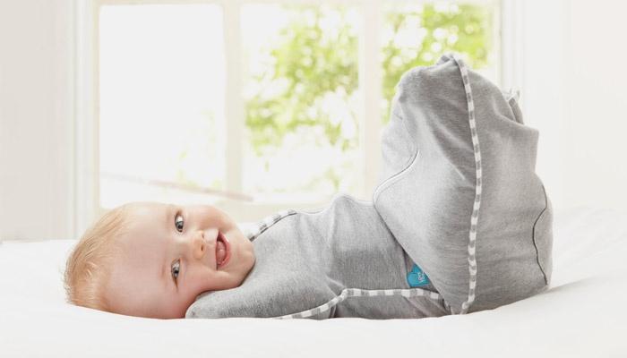 Ребенок в пеленке