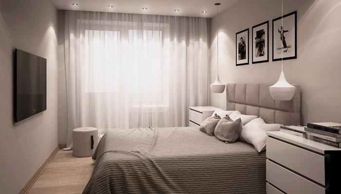 Идея для небольшой комнаты