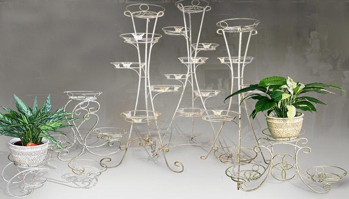 Многоярусные изделия для комнатных растений