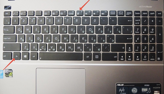 Как отключить тач на ноутбуке hp