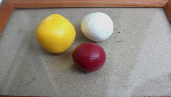 Глиняные шарики