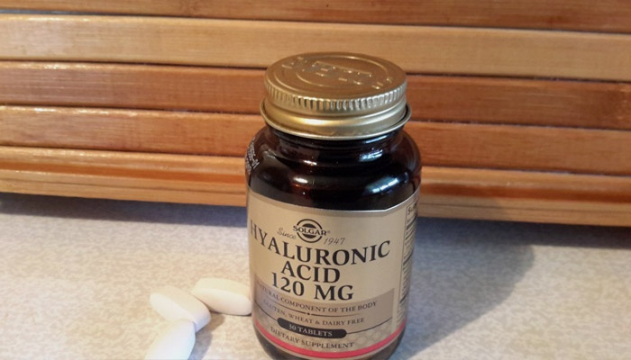Hialuronic Acid 120 mg
