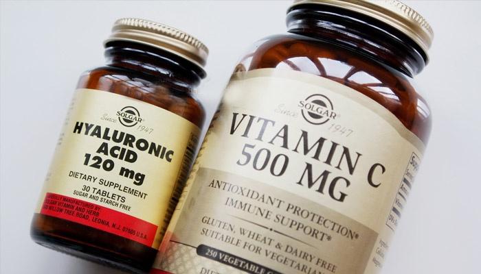 Гиалуронка и витамин С