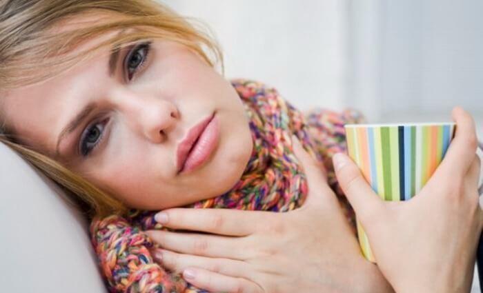 Лечение в домашних условиях ангины у взрослых