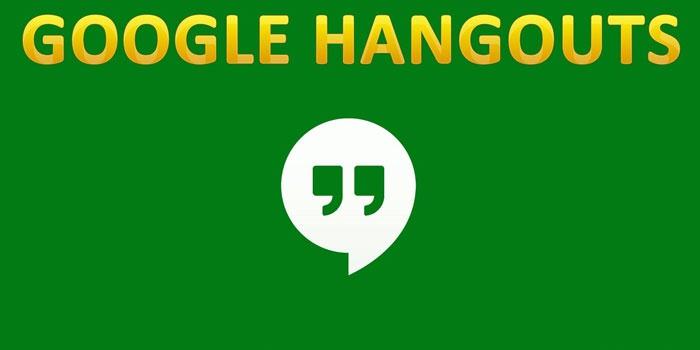 Логотип Google Hangouts