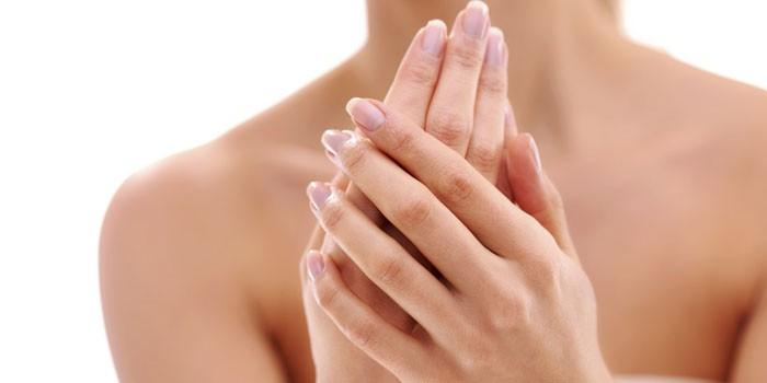 Узнать здоровье по ногтям на руках 12