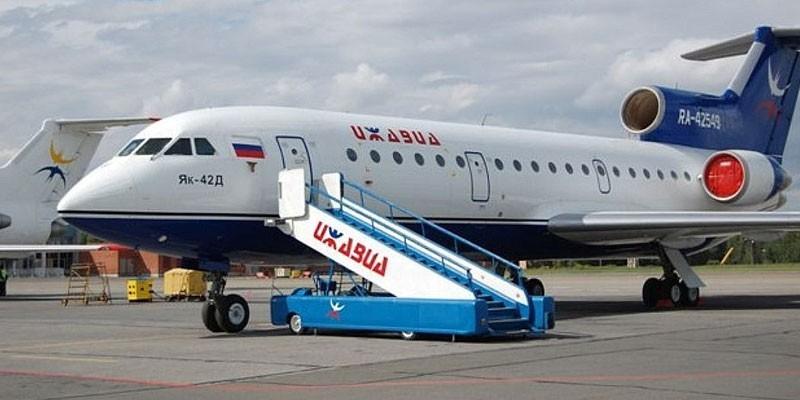 Самолет Ижавиа