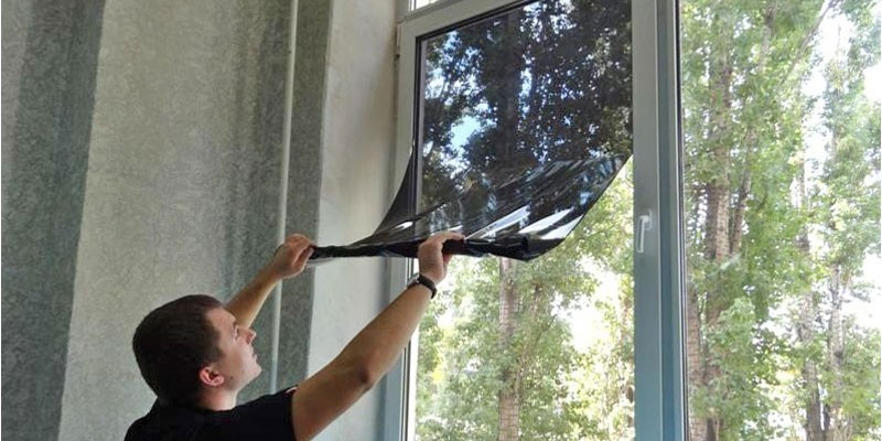 Отражающая пленка на окна