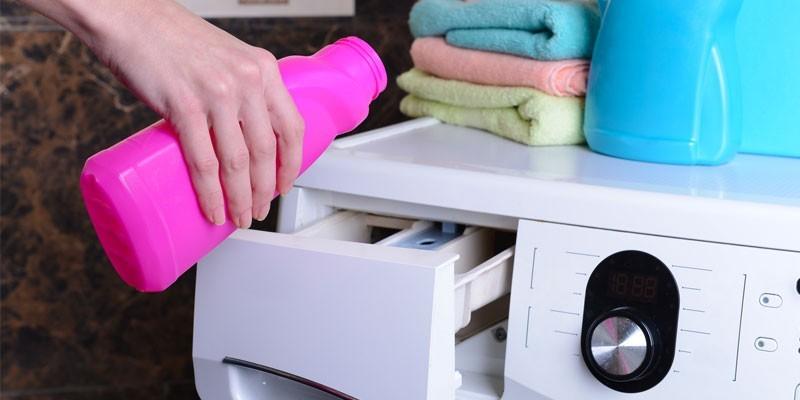 Виды моющих средств для пуховых изделий