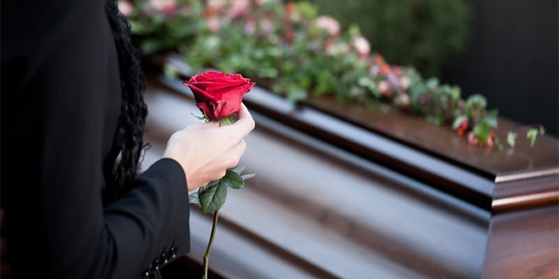Помощь на погребение