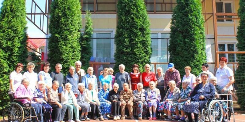 Пансионат для пожилых Румянцево