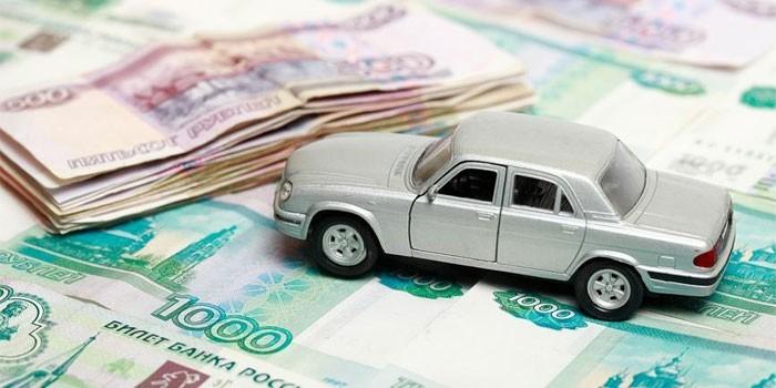 Модель машины и деньги