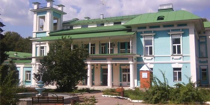 Пансионат Солнечногорский