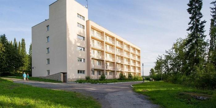 Санаторий Нижние Серги