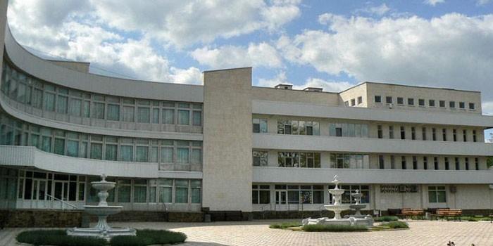 Санаторно-курортный комплекс Сакский