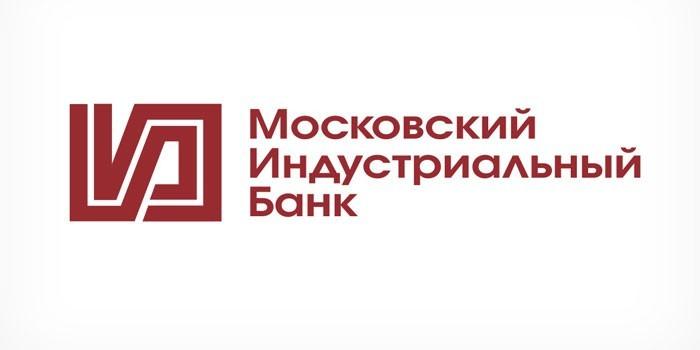 Логотип Московского индустриального банка