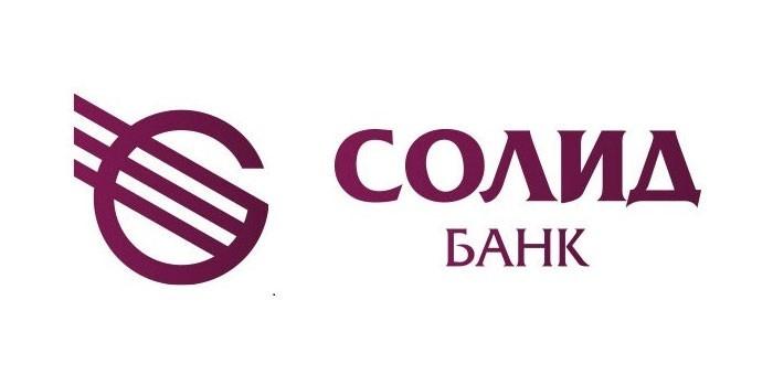 Логотип Солид Банка
