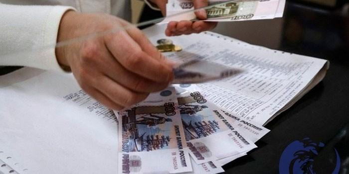 Выдача денежных средств в кассе