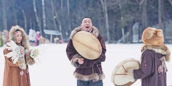 Народ Крайнего севера