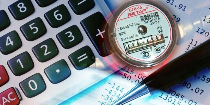 Калькулятор, счета и счетчики