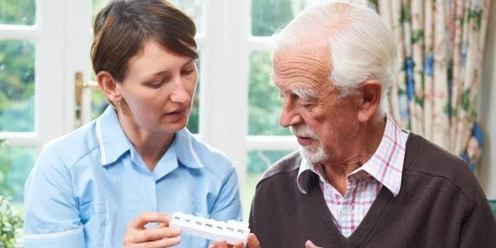 Опекунство над пенсионером