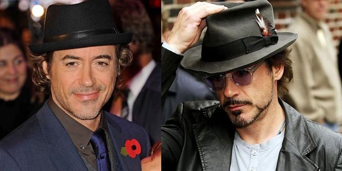 Мужчины в шляпах