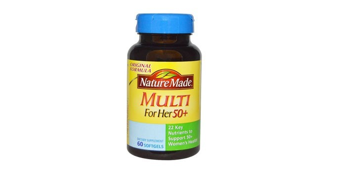 Мультивитамины от Nature Made