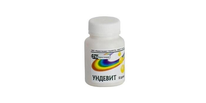 Витамины Ундевит