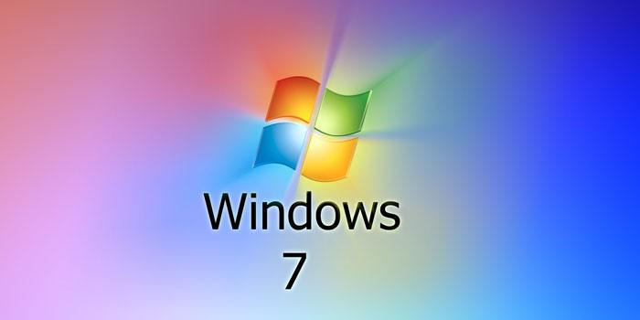Логотип операционной оболочки Виндовс 7