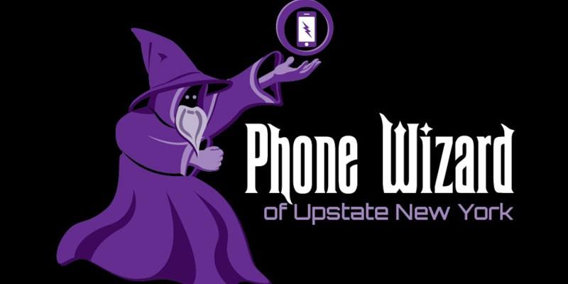 Логотип Phone Wizard