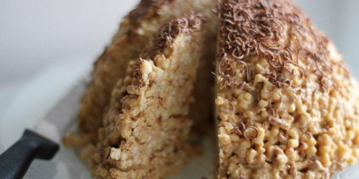 Торт муравейник рецепт без сметаны с фото пошагово
