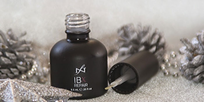 Препарат IBX Repair и новогодний декор