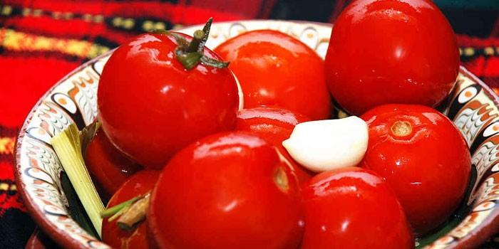 Сладкие помидорчики