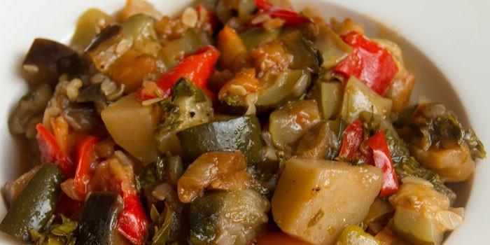 Баклажаны с мясом - пошаговые рецепты приготовления тушенных, запеченных или жареных блюд