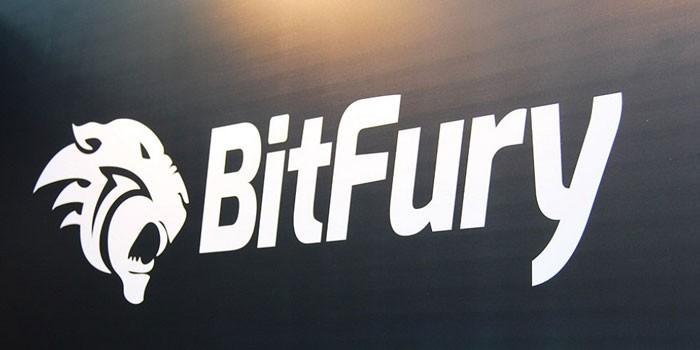 Логотип Bitfury
