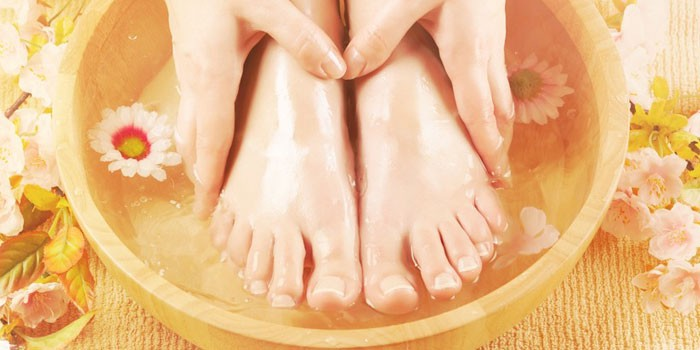 Лечебная ванночка для ног