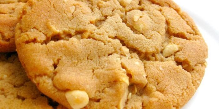 Песочное с арахисом