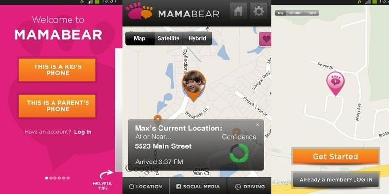 Программа MamaBear