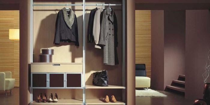 Для верхней одежды и обуви