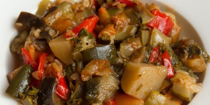 Тушеные овощи в домашних условиях 176