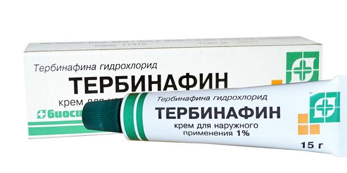 Тербинафин