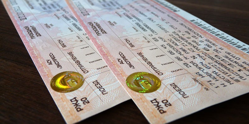 Билеты РЖД