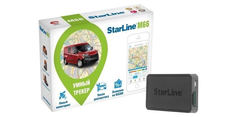 Starline M66-S мониторинговый трекер